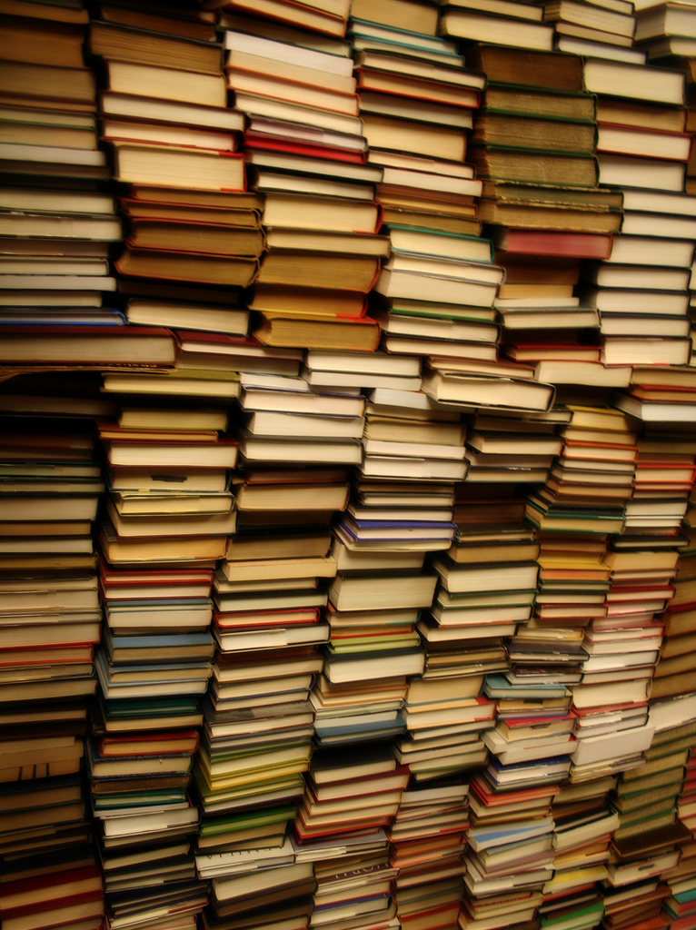 books mountain those bookstore shelf thousands star hating read universe flickr every literature pile ginny stacks literary printed there