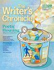 The article by David Jauss quoted here is printed in the March/April 2013 issue of The Writer's Chronicle.