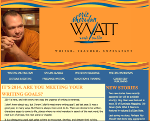 My website, Words Matter Creative Writing Instruction, has information about my publications and creative writing teaching and coaching services.